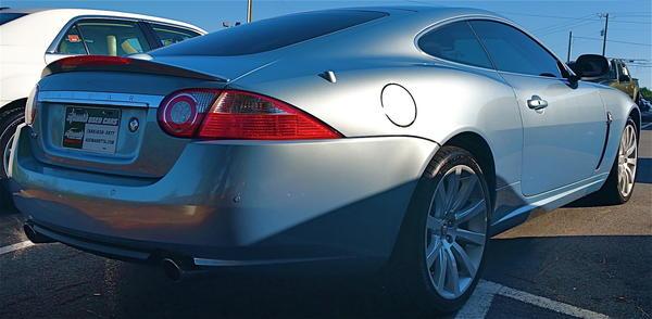 Jag XK right rear.jpg