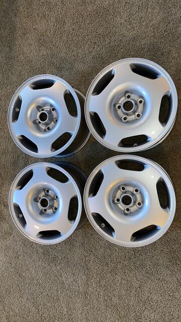 """Set of 4 XJR 17"""" sport wheels : Buy, Sell & Trade Forum ..."""