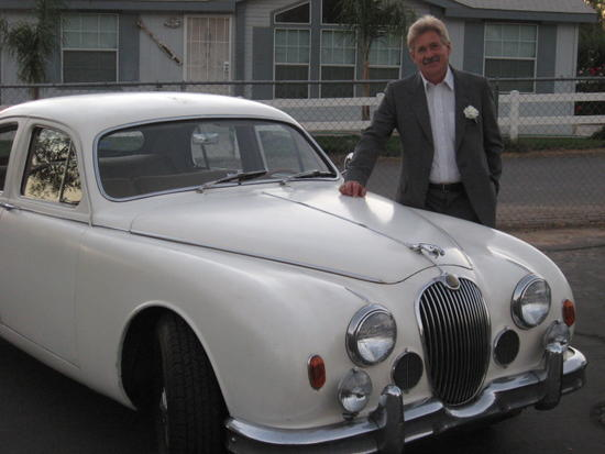 1958 Jaguar MK 1 (0000000000000000) : Registry : The ...
