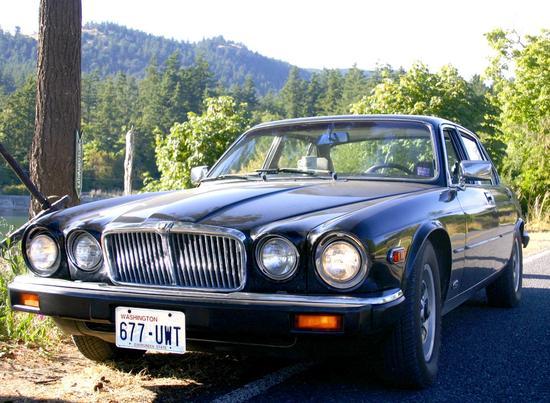 1984 Jaguar XJ6 Series III (SAJVXXXX) : Registry : The ...