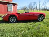 1962 MG MGA MkII Red David Brill