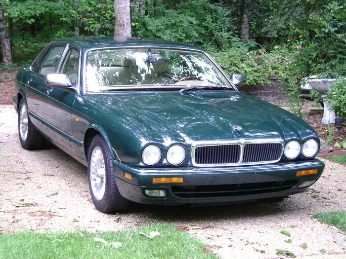 1995 Jaguar XJ12 (SAJMX1341SC724431) : Registry : The ...