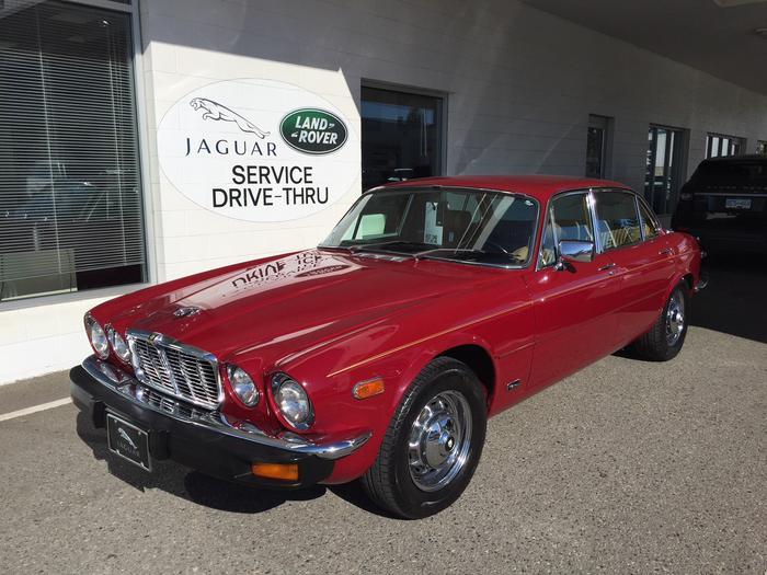 1979 Jaguar XJ6 (12346579) : Registry : The Jaguar Experience
