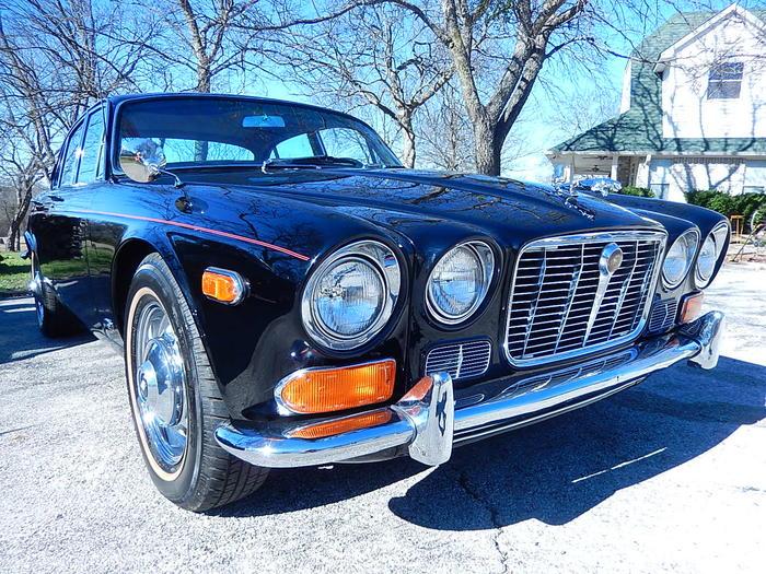 1970 Jaguar XJ6 Series 1 (909999) : Registry : The Jaguar Experience