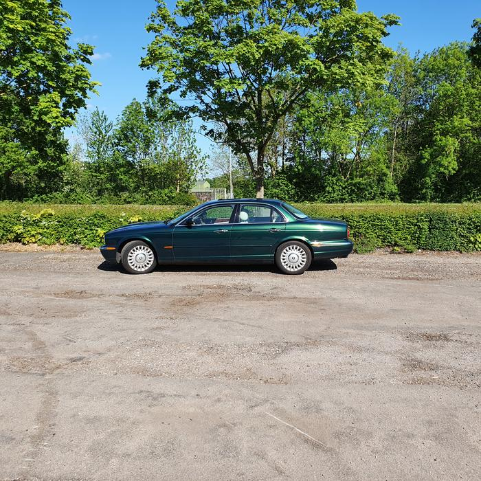 2004 Jaguar XJ Super V8 (X350) (SAJAA74RX4TG13058 ...