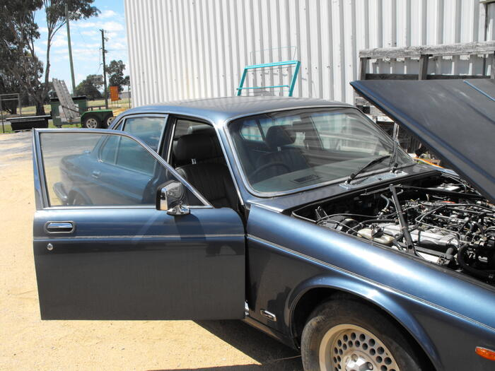 1989 Jaguar XJ12 (SAJJDALW3CF481150) : Registry : The ...
