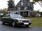 1988 Jaguar XJ6 Alpine Green David Brill