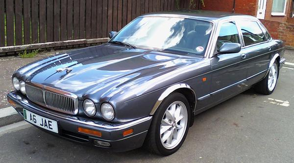 1995 Jaguar Xj Sajjhand3bj753213 Registry The Jaguar