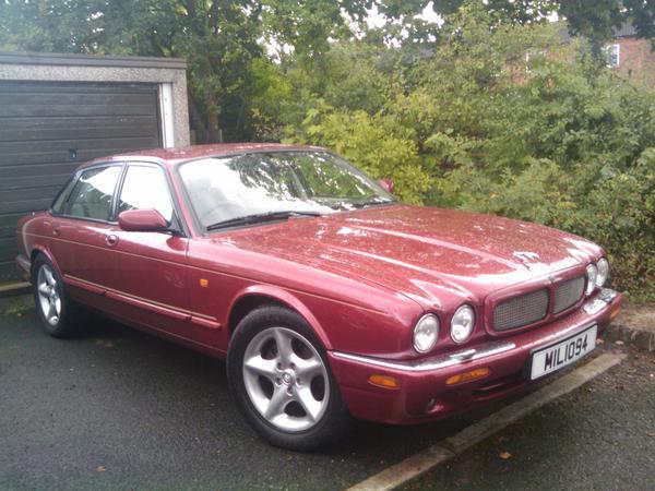 1998 jaguar xj8 (sajj9999998888887) : registry : the jaguar experience