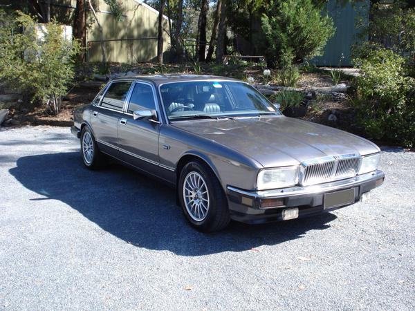 1990 Jaguar XJ6 (XJ40) (XJ1990240000K) : Registry : The ...