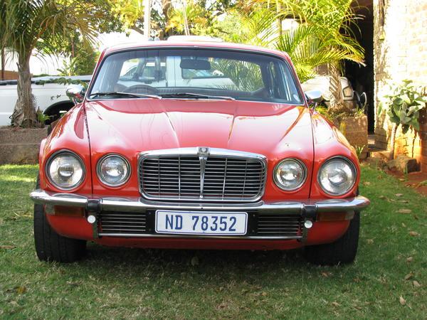 1976 Jaguar XJ6 (987456) : Registry : The Jaguar Experience