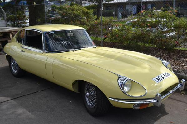 1969 Jaguar EType 22 IR35149  Registry  The Jaguar Experience