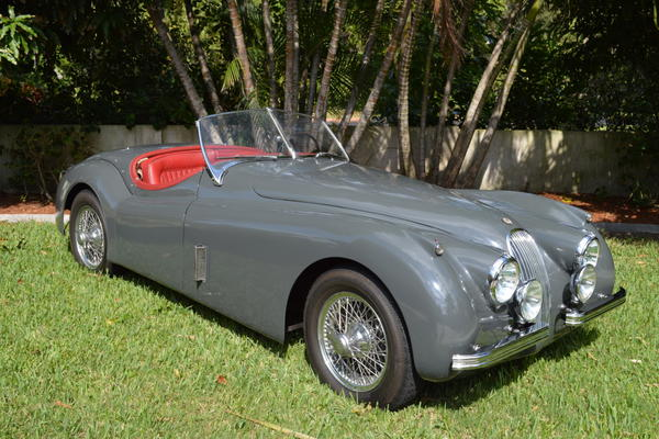 1953 Jaguar Xk120 S673482 Registry The Jaguar Experience
