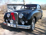1958 Jaguar Mark VIII BLACK PHILIP COE